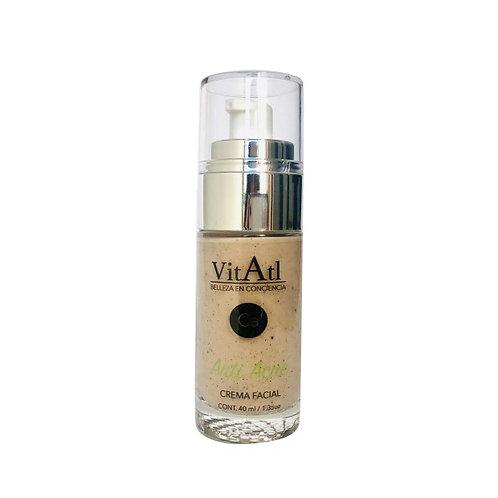 Crema Facial Antiacne