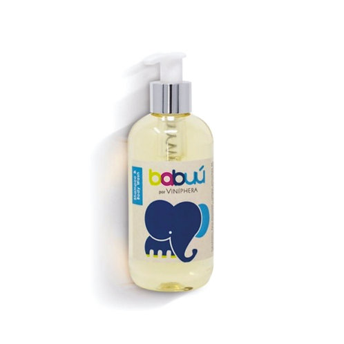 Shampoo y Body Wash Infantil