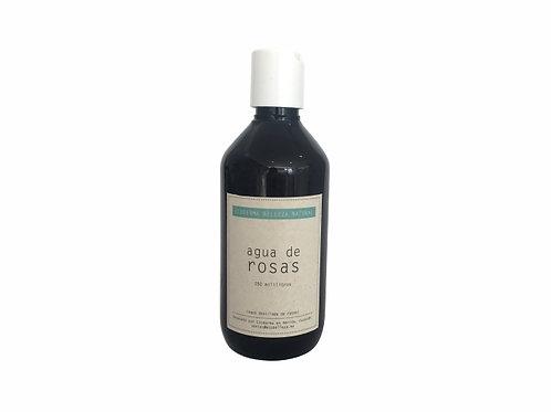 Agua Destilada de Rosas