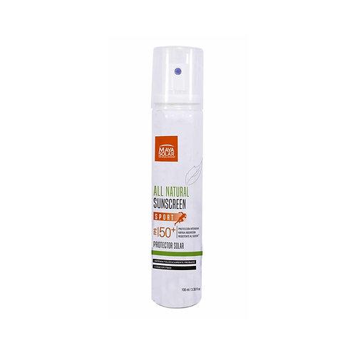 Bloqueador Biodegradable SPF-50 SPORT (100 ml)