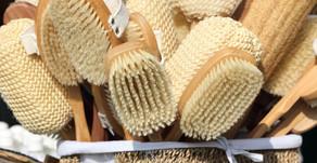 Dry brushing y sus beneficios