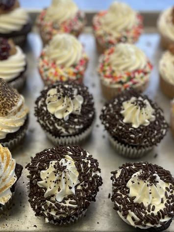 Delices signature Cupcakes