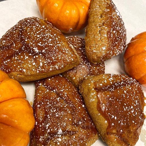 All Pumpkin Scones