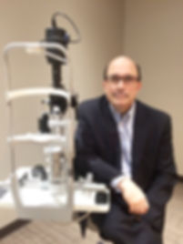 Dr. Dvorak performs Cataract Surgery in Saint Cloud and surrounding areas