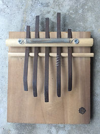 Contact Field Orchestra Mbira