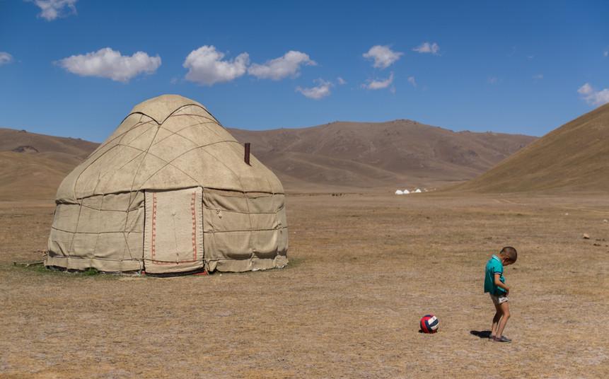 Kyrgyzstan, 2017