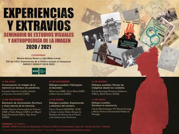 Experiencias y extravíos. Seminario de Estudios Visuales y antropología de la imagen