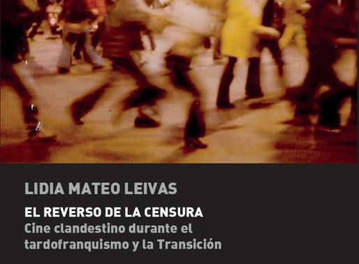 """Publicación del libro """"El reverso de la censura"""" (CENDEAC), de Lidia Mateo Leivas"""