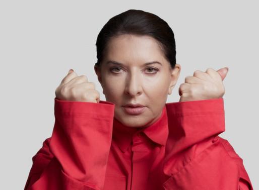 Masterclass de Marina Abramović en el CCCC, conducida por Patricia Mayayo