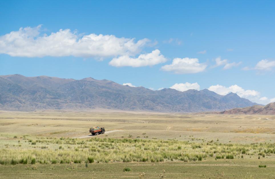 Kazakhzstan, 2017