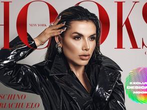 Karlla Sales: E o poder da influência, diretamente para Hooks Magazine!