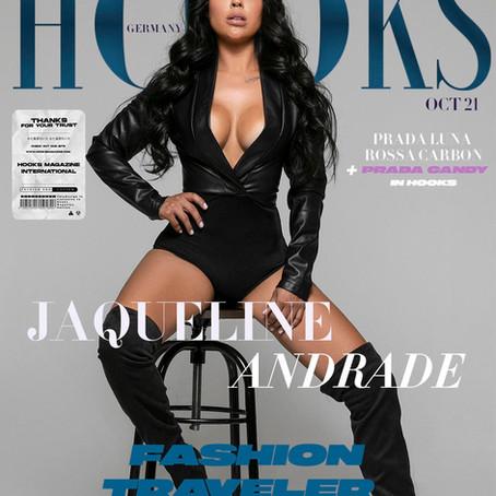 Jaqueline Andrade: a fashion travel girl, fala sobre sua carreira em exclusiva para Hooks!