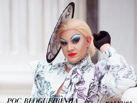POC BLOGUEIRINHA – A Drag Queen intitulada Rainha do Lip Sync