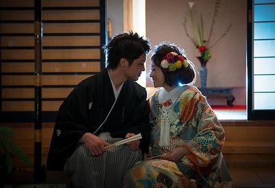善光寺宿坊で結婚式
