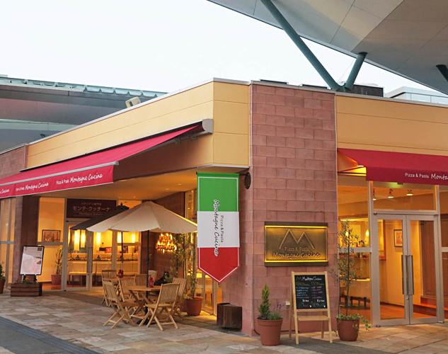 軽井沢のレストラン