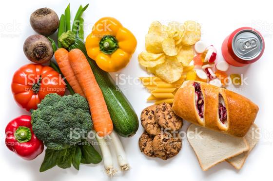 Healthy Eating - Good Carbs vs Bad Carbs