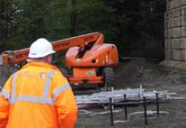 Site safety inspections