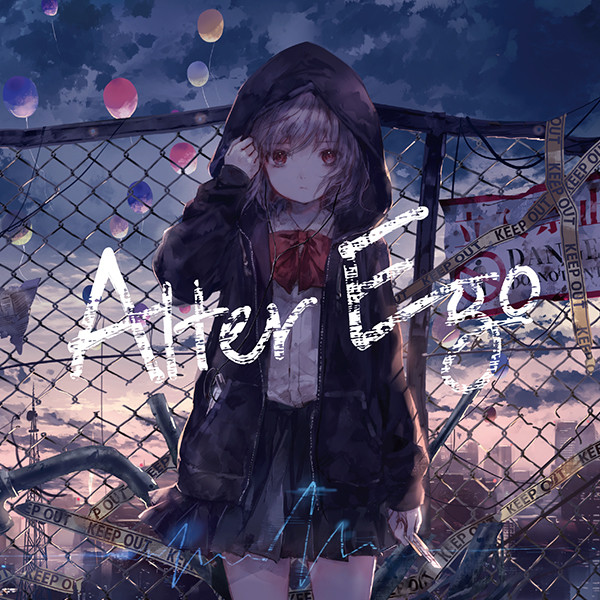Secret Messenger 15thアルバム「ALTER EGO」
