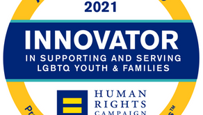 HATW celebrates 10 years of recognition from HRC Foundation