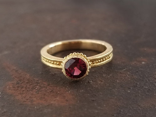 Bague Roma bb spinel 5.2mm