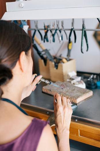 valérie lachuer artisan bijoutier lisbonne portugal