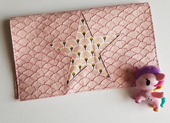 Porte-chéquier *Pink Lady*