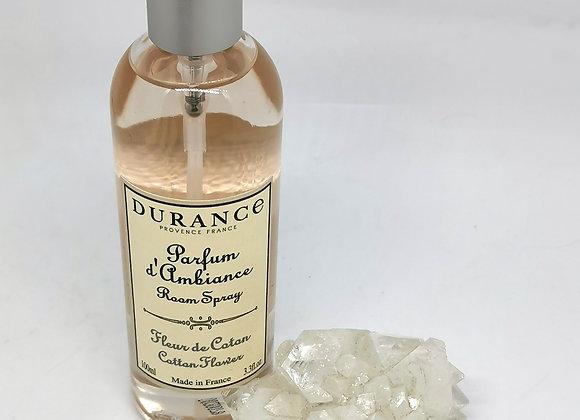Parfum d'Ambiance *Fleur de coton*  Marque DURANCE