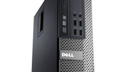 Refurbished Dell Small Form Factor Intel i5 Desktop Pc