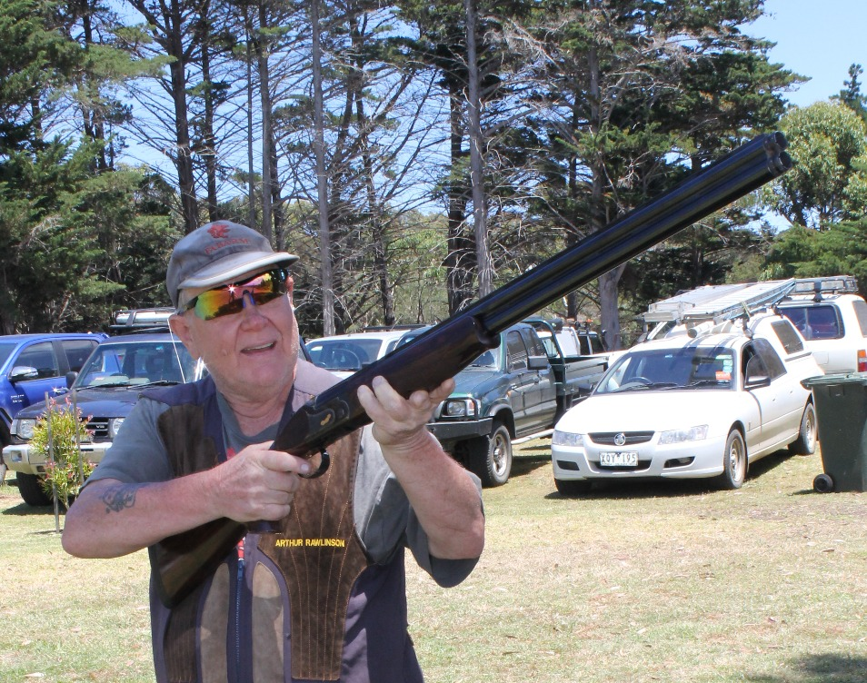 sporting clay shooting instructor