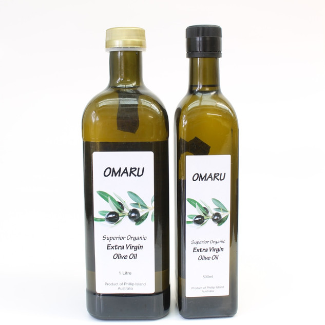 Superior Organic Extra Virgin Olive Oil