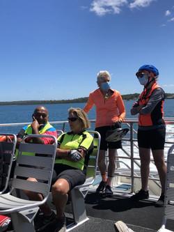 Ferry to Stony Point 2021