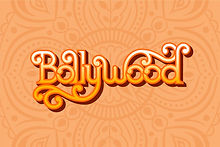 creative-bollywood-lettering-with-mandal