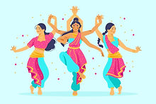 group-women-dancing-bollywood_23-2148475