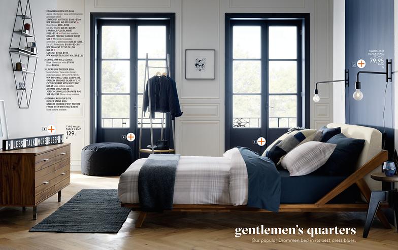 Cb2 Bedroom Modern Bedroom Ideas CB2jarvis leather headboard pad ...