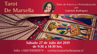 NUEVO TALLER DE PRÁCTICA Y PROFUNDIZACIÓN TAROT DE MARSELLA