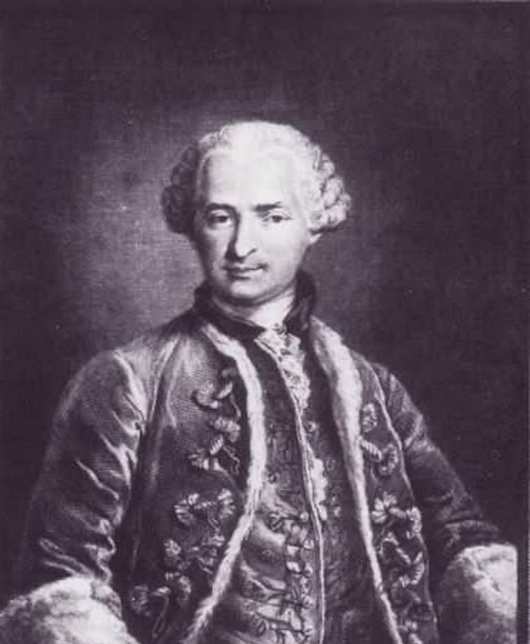 The Count of St Germain