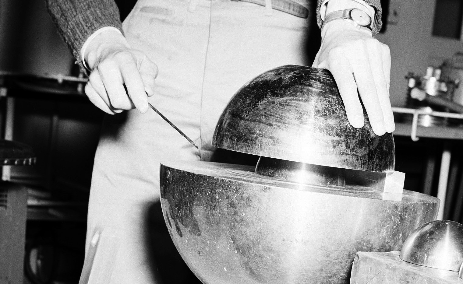 The Core of an Atom Bomb