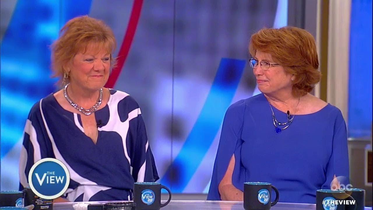 Gemma Hoskins (left) and Abby Schuab (right)