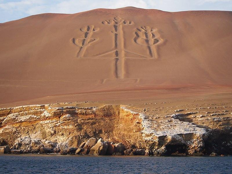 Paracas Candelabra Glyph