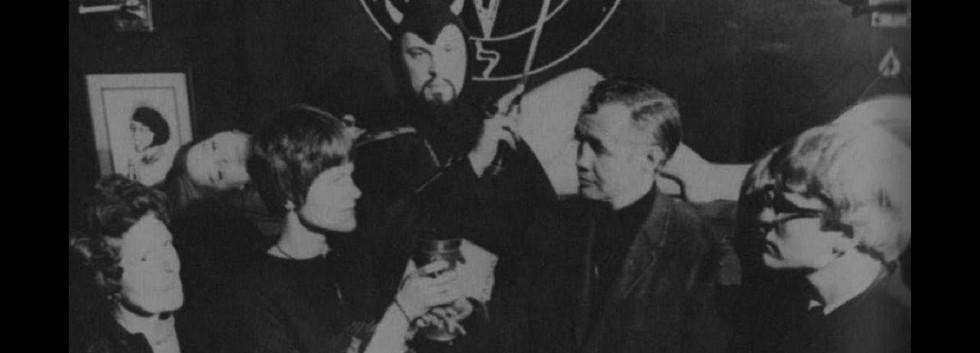 The First Satanic Wedding