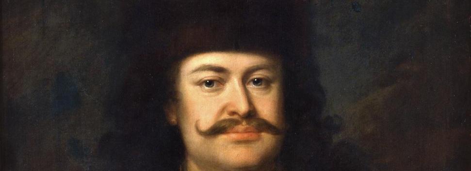 Prince Frederich Rákóczi of Transylvania