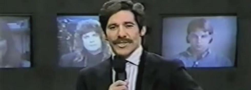 Geraldo Rivera on the Geraldo Show