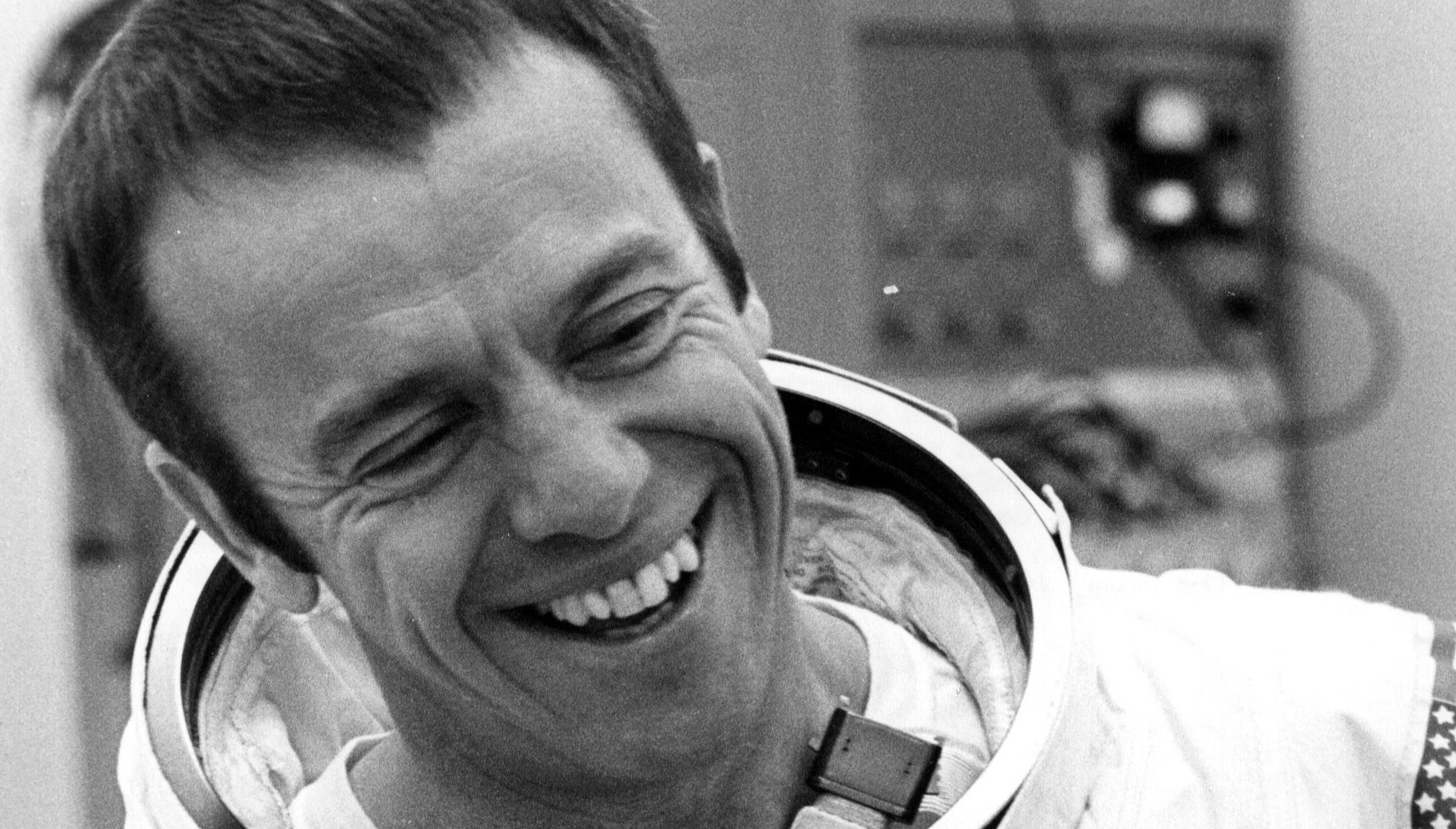 Alan Shepard, the first American in Space