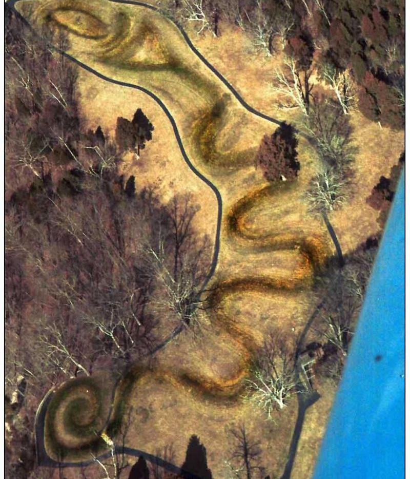 Great Serpent Effigy Mound