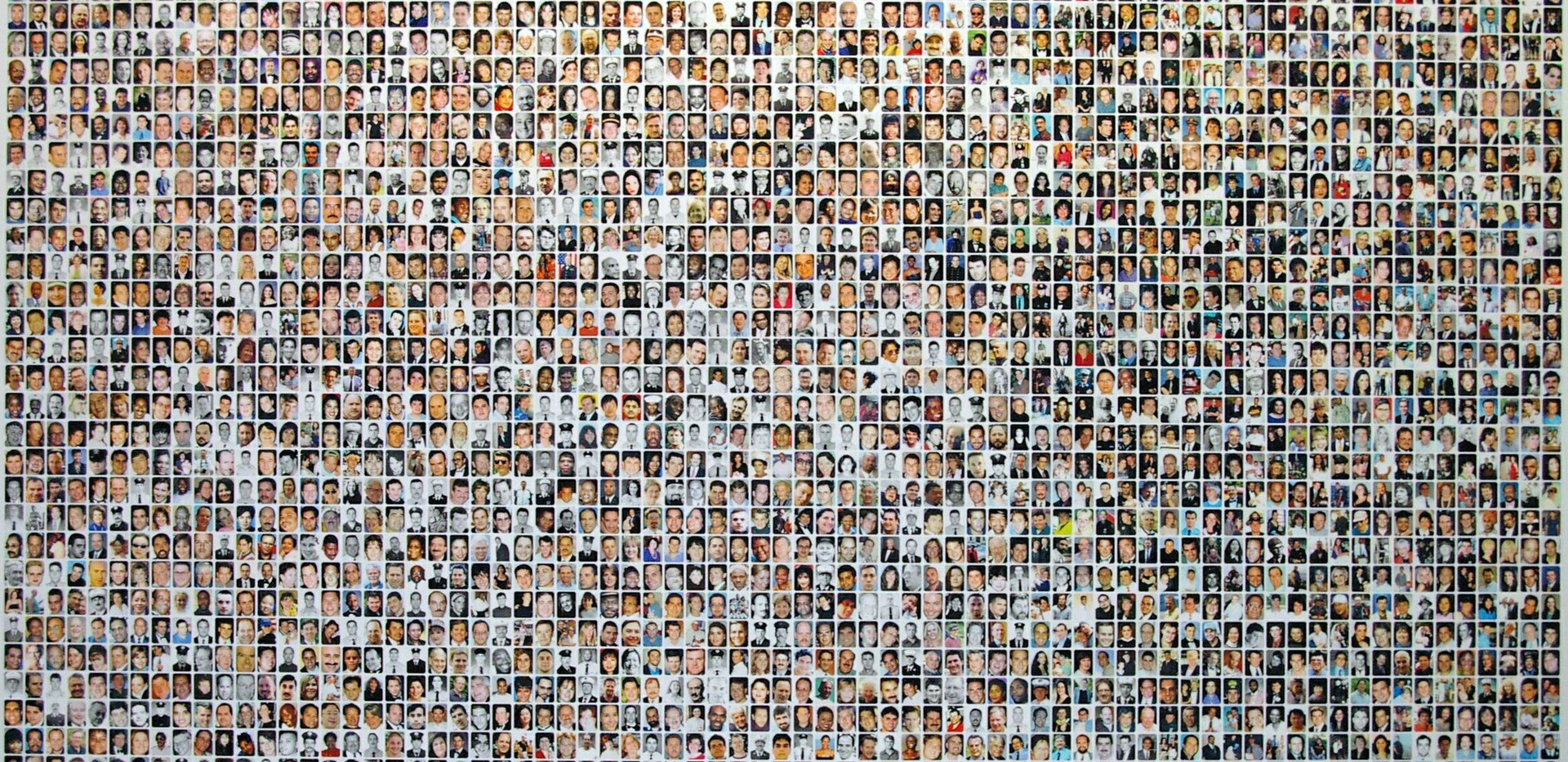 The Faces of the September 11th Victims