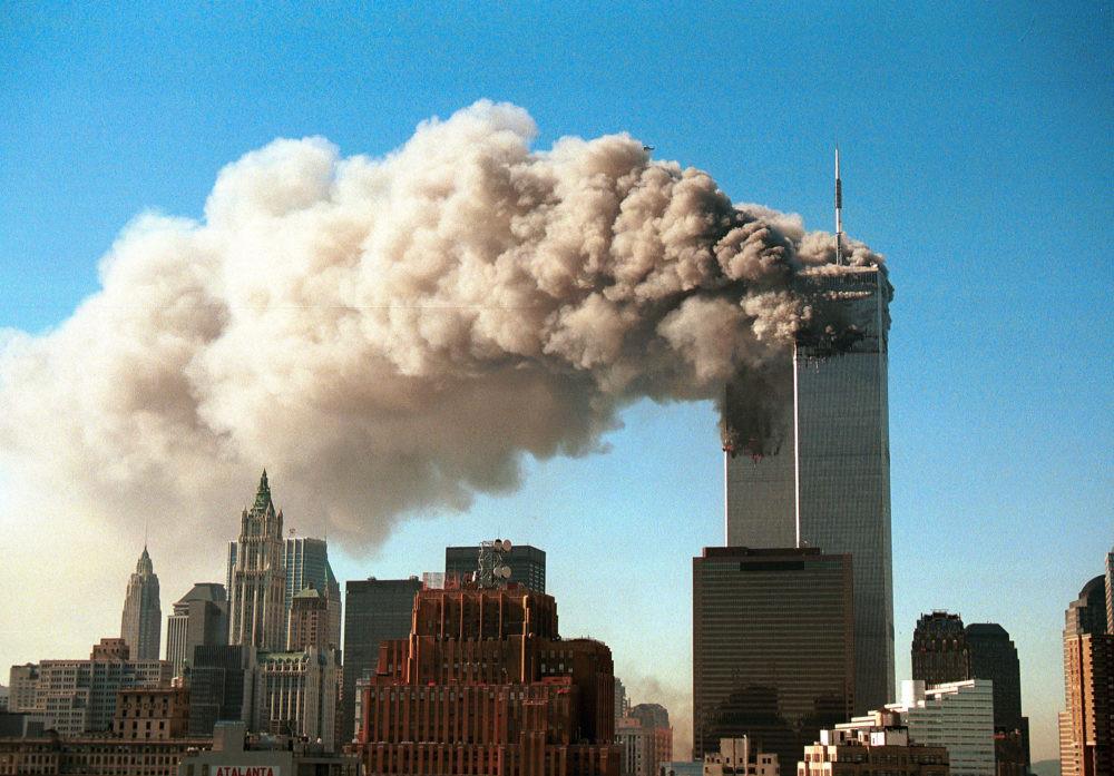 World Trade Center, Sept 11th