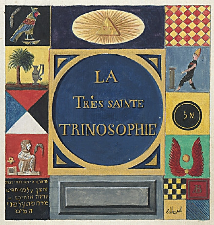 La Très Sainte Trinosophie (The Great Trinisophia)