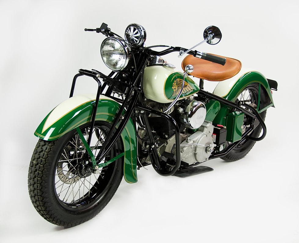 Indian Motorcycles: Kiwi Indian Motorcycle Company