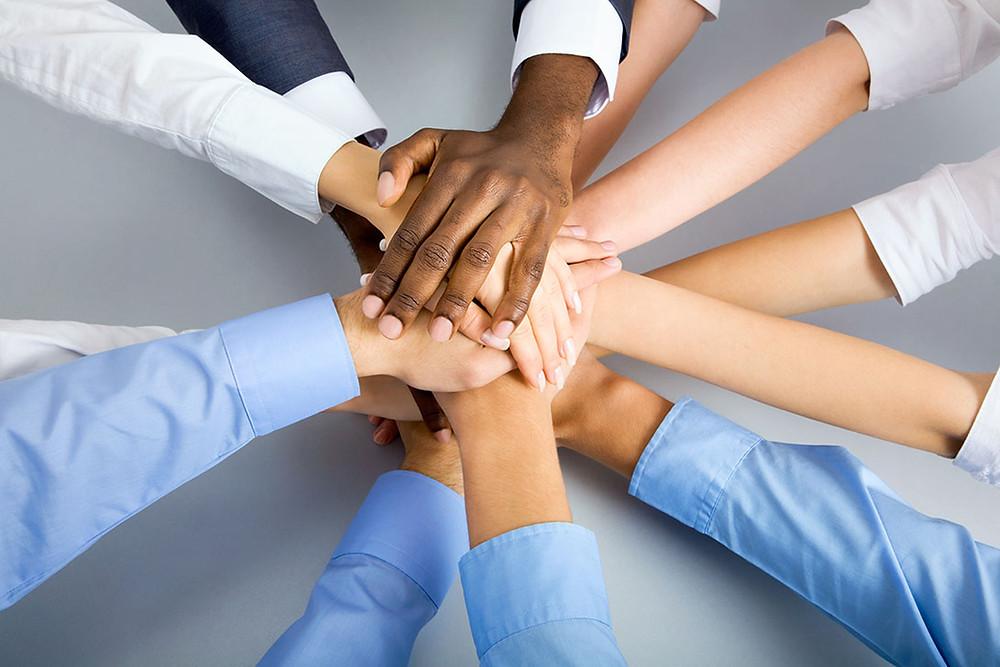Let's all work together.