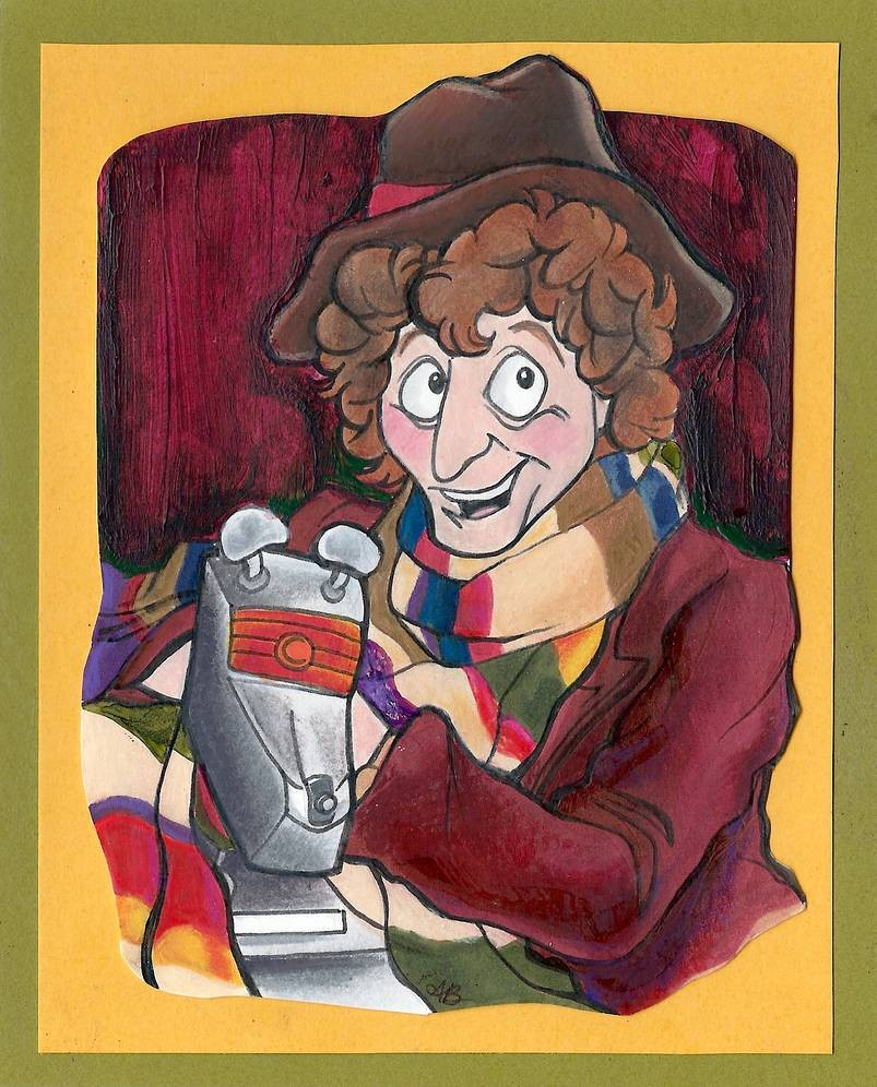 Fourth Doctor and K-9